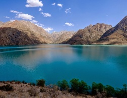 The Travelettes Itinerary for Tajikistan