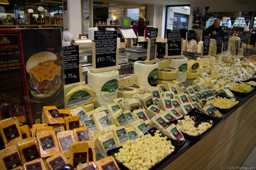 Why You Should Visit North Yorkshire Now - Wensleydale Creamery