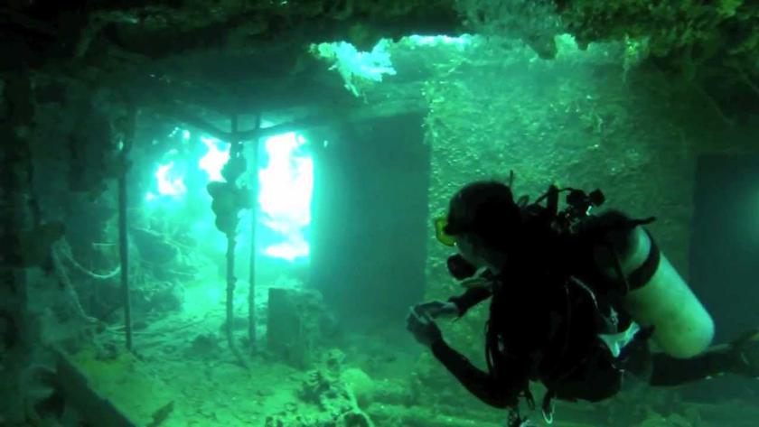 ghost dive chuuk lagoon