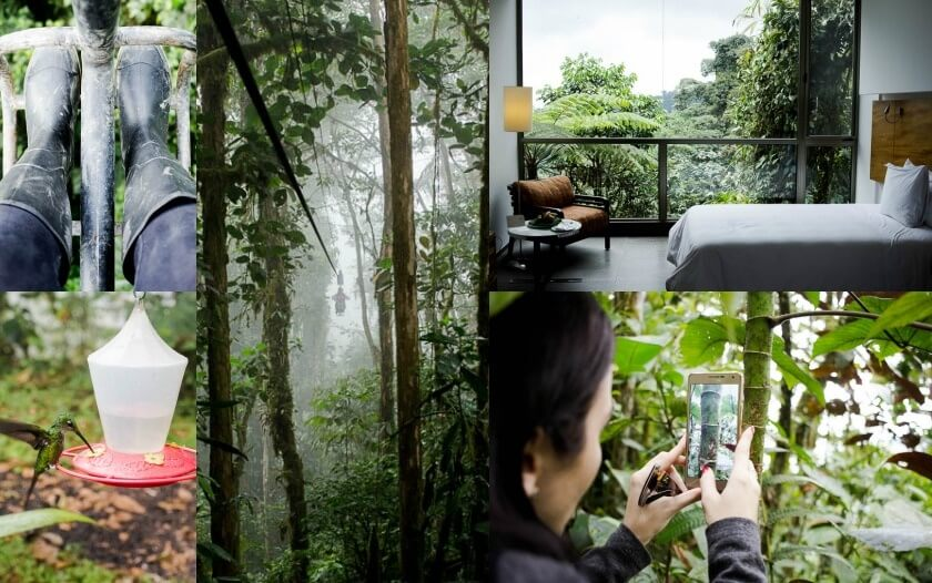 10 Essential Experiences in Ecuador - Mashpi Lodge, Cloud Forest, Rain Forest, Sky Bike, Kathi Kamleitner, Travelettes