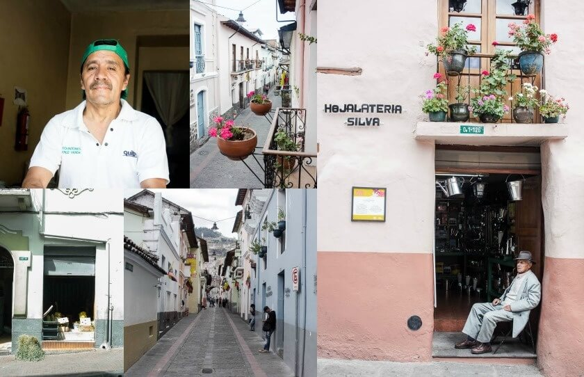 10 Essential Experiences in Ecuador - QUITO La Ronda, Kathi Kamleitner, Travelettes