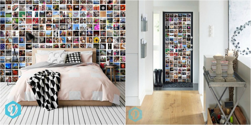 10 awesome ways to turn your photos into christmas gifts - Photo Wallpaper, Decorelo
