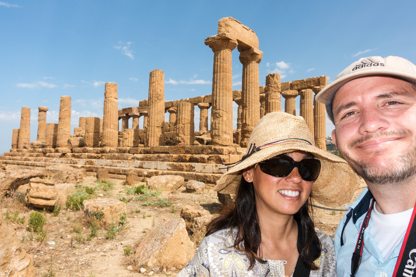 Couples who travel and blog_Heather and Matt