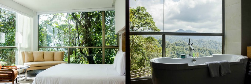 Hotels We Love, Mashpi Lodge Ecuador, Travelettes Kathi Kamleitner - Room Suite