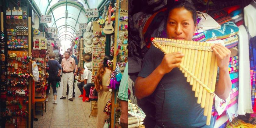 Quito - Mercado Artesanal
