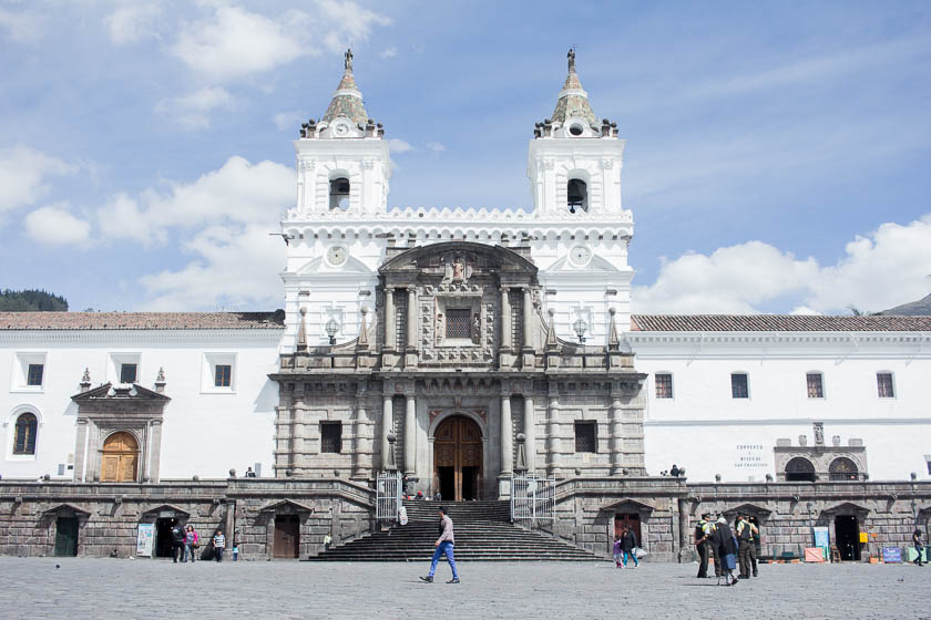 The Travelettes Guide to Quito - Old Town Convent