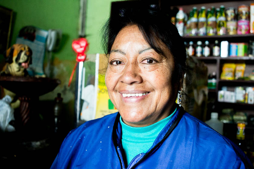 The Travelettes Guide to Quito - Old Town Enma Lagla Herbal Medicine