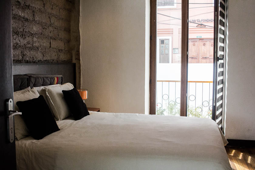 The Travelettes Guide to Quito - Old Town Hotel Casa gardenia