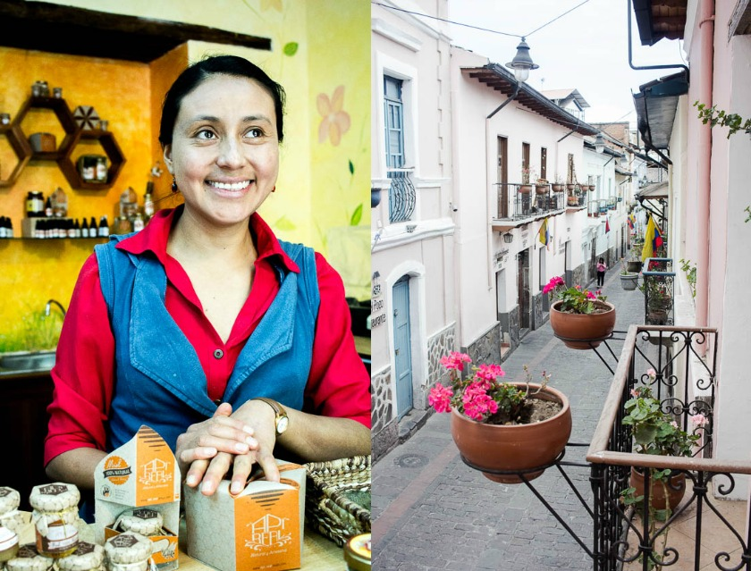 The Travelettes Guide to Quito - Old Town La Ronda Shops