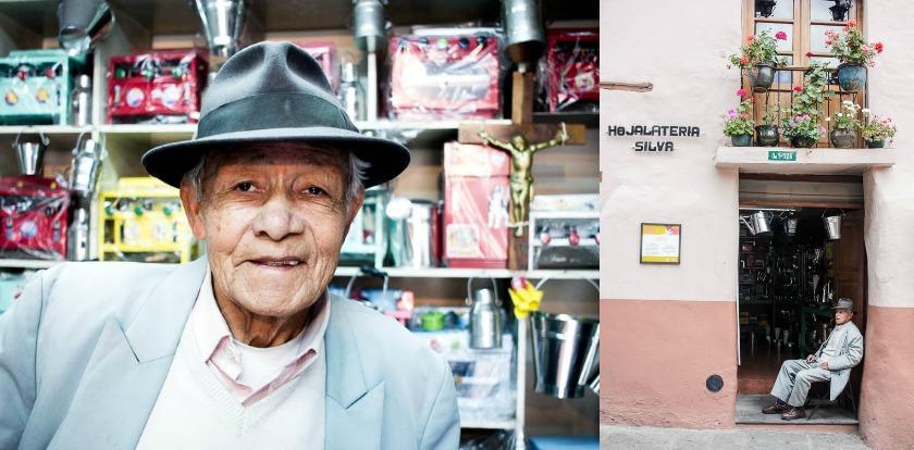 The Travelettes Guide to Quito - Old Town La Ronda Tin Maker