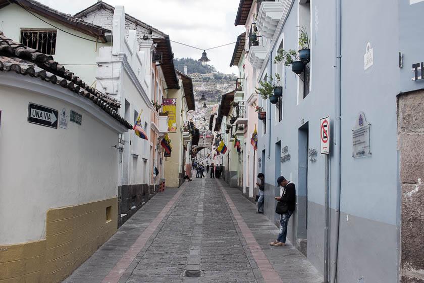 The Travelettes Guide to Quito - Old Town La Ronda