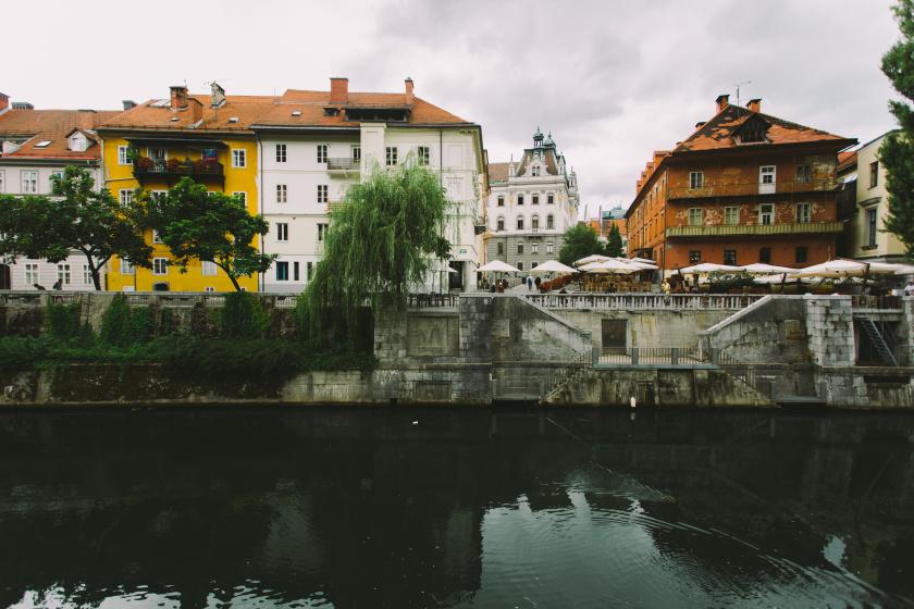 2. Ljubljanica River
