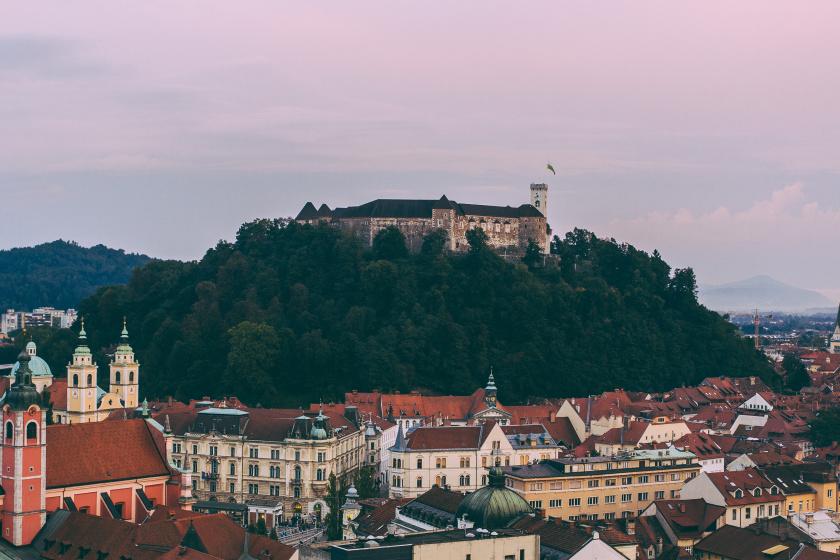 7. Ljubljana Castle