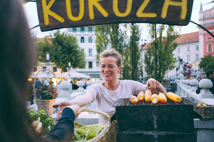 9. Ljubljana Open Kitchen Markets
