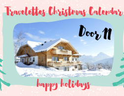 Travelettes Christmas Calendar - Day 11: Red Rooster Farm Holiday