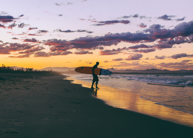 Top 10 Places to Surf in Winter