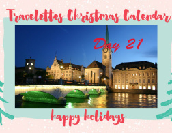 Travelettes Christmas Calendar - Day 21: A weekend in Zurich