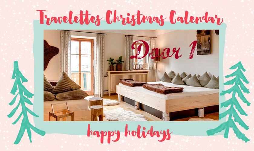 travelettes calendar day 1