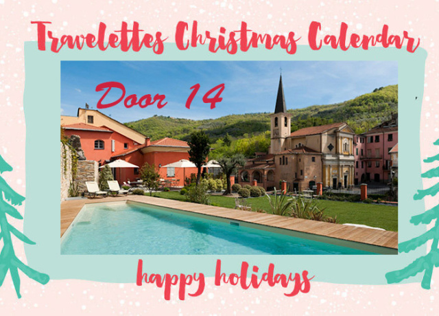 Travelettes Christmas Calendar Day 14: Hotel Relais del Maro in Italy
