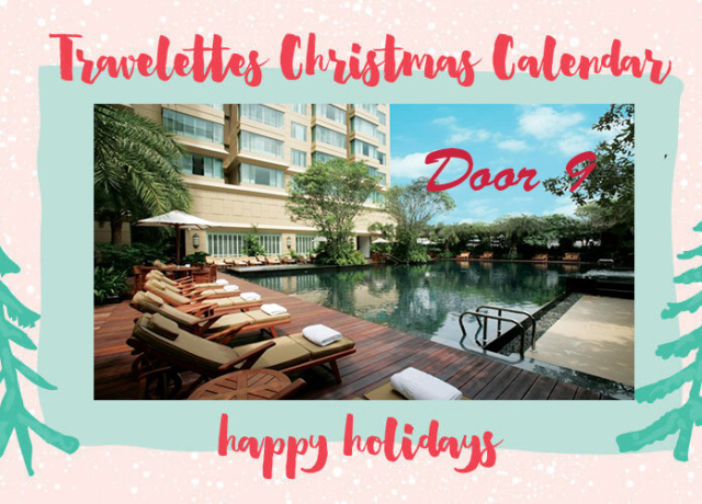 Travelettes Christmas Calender: Day 9 - Grande Centre Point Ratchdamri, Bangkok