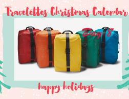 Travelettes Christmas Calendar Door 8: Freitag Voyager Bagpack