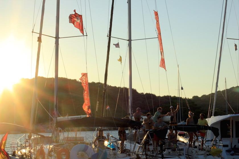 sailing.hr travelettes