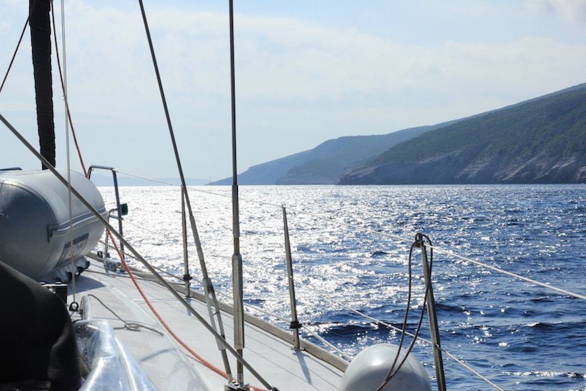 sailing.hr yacht trip travelettes.net