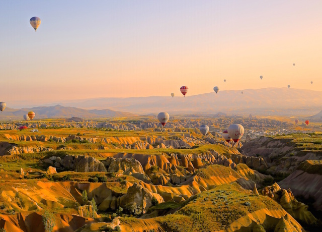 5 Awesome Things you can only do in Cappadocia