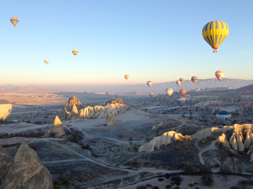 5 Awesome Things You Can Only Do In Cappadocia Hot Air Balloon Ride
