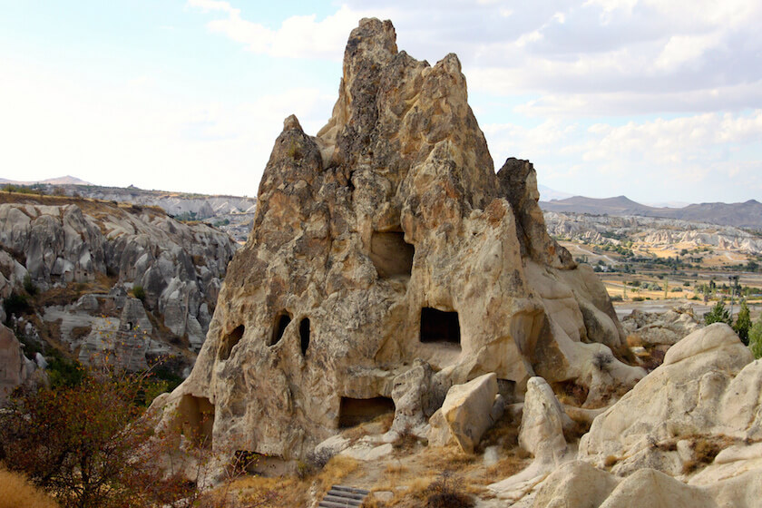 5 Awesome Things You Can Only Do In Cappadocia - Rock Cut Cave Church