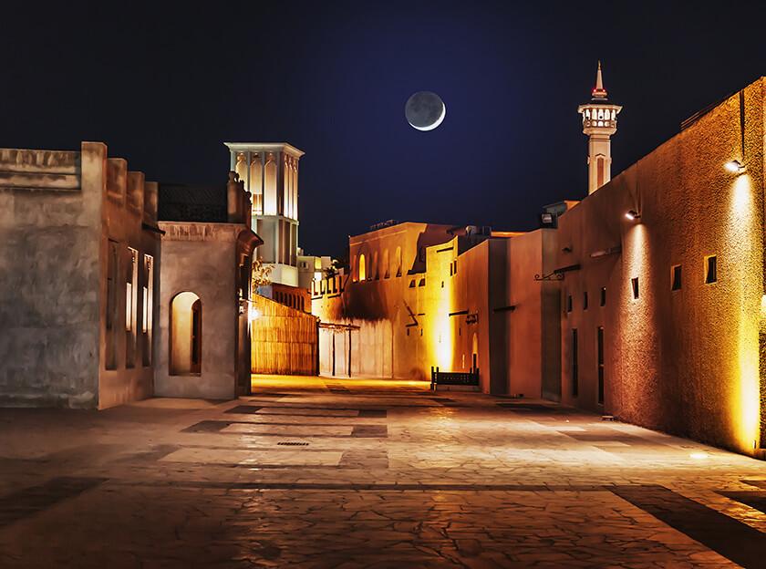 7 Things to do in Dubai on a Layover - Bastakiya Quarters