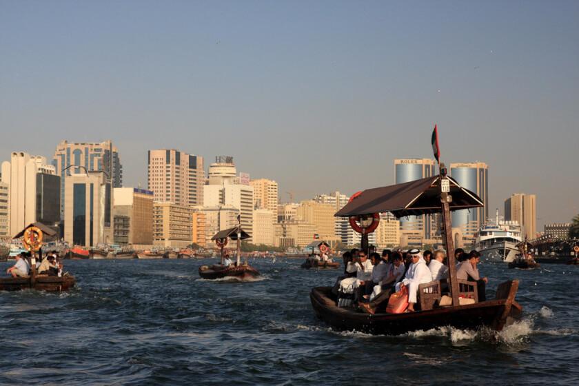 7 Things to do in Dubai on a Layover - dubai creek
