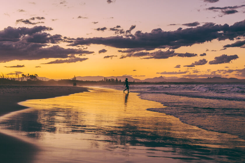 Byron Bay by Nicola Easterby