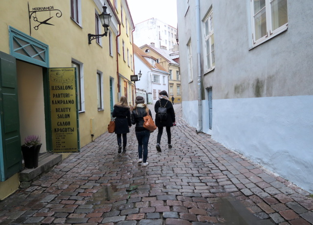 24 hours in Tallinn, Estonia