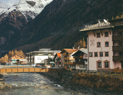 Escape to the Alps - James Bond Style