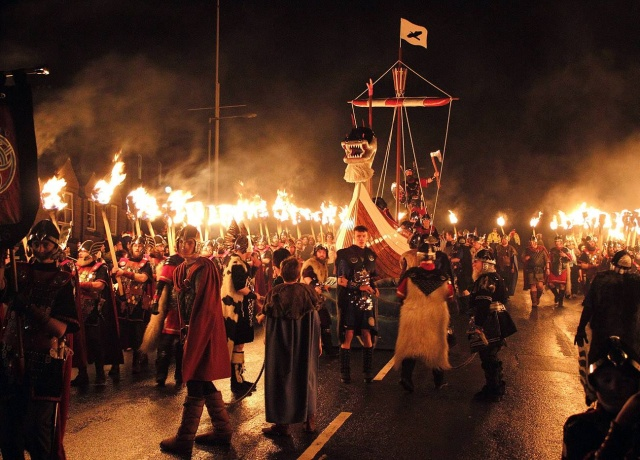 An Extraordinary Festival: Up Helly Aa, Shetland