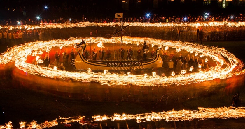 Up Helly Aa - Official 2
