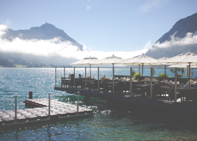 A Trip to Lake Achensee, or How I Fell in Love with Austria