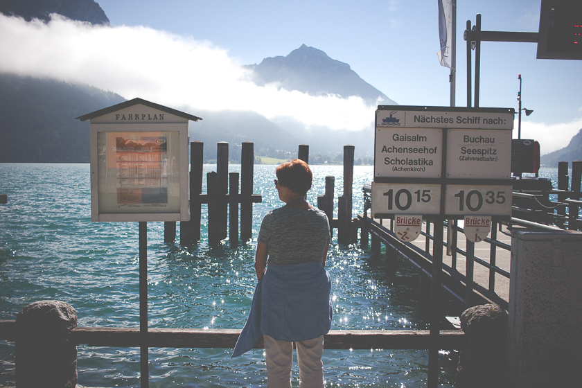 A Mountain Getaway in the Alps: Achensee | Travelettes.net