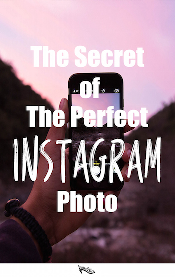 "The REAL Story Behind Those ""Perfect"" Instagram Snapshots 
