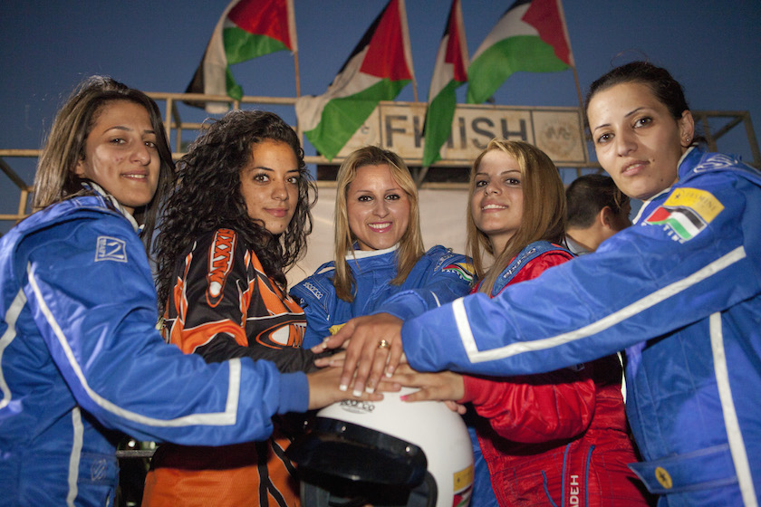 Fight for your Dreams: Speed Sisters