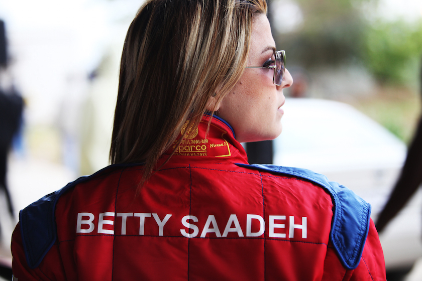 Fight for your Dreams: Speed Sisters - Betty