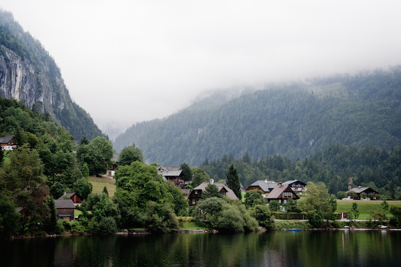 Grundlsee Salzkammergut Austria