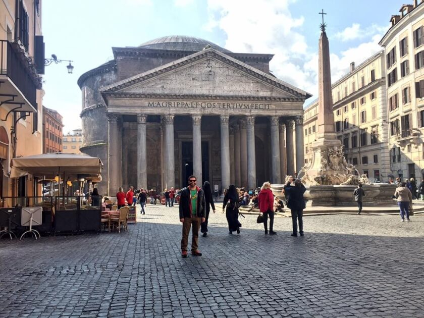 The Travelettes Guide to Rome: Pantheon