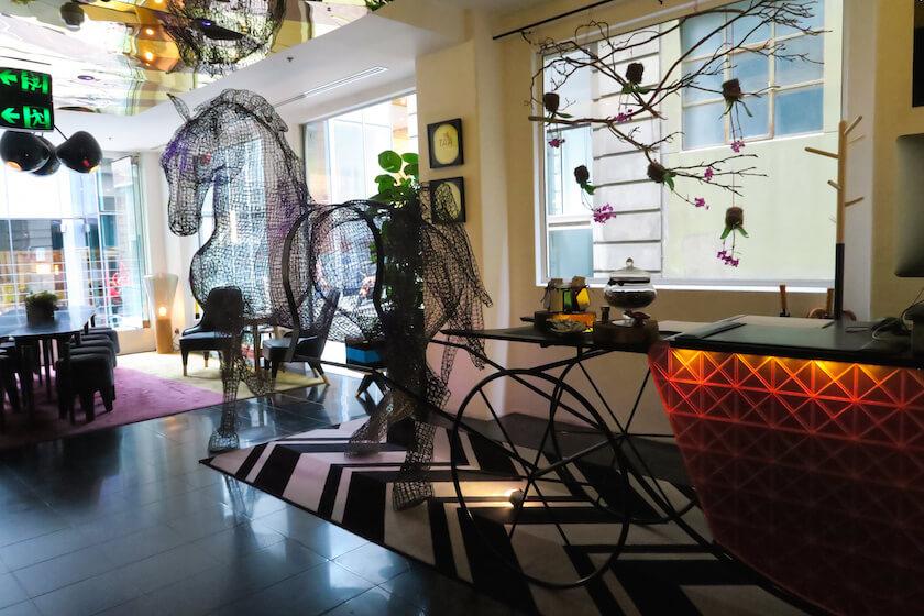 adelphi hotel reception melbourne