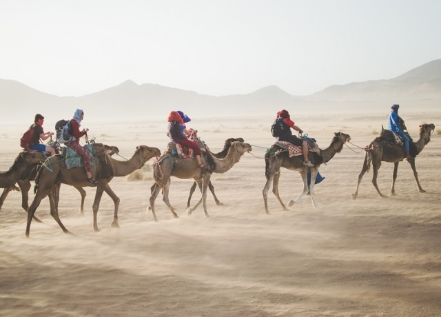 6 Safety Tips for Women visiting Morocco