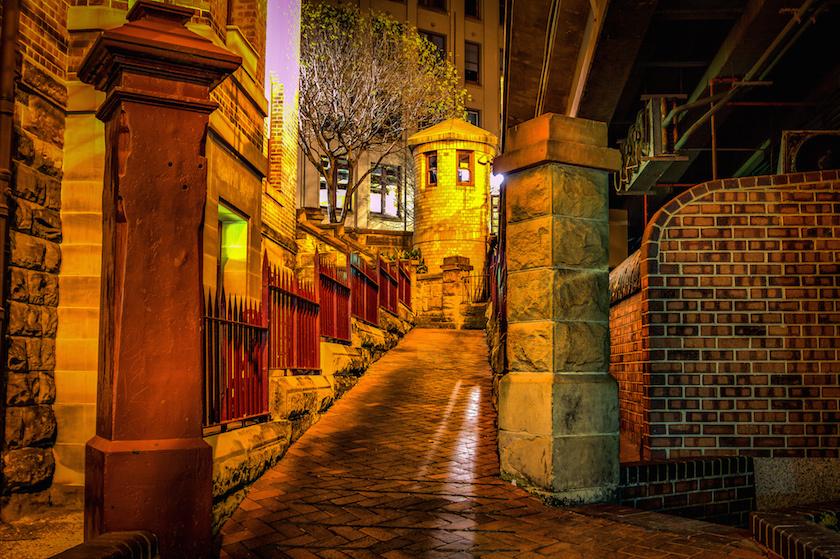 Top 10 Coolest Neighbourhoods in Sydney | The Rocks