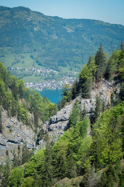 Attersee Lake Salzkammergut Austria