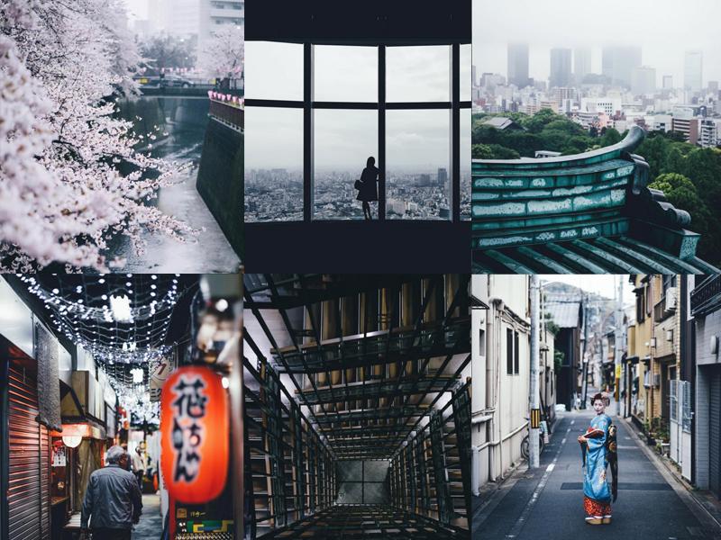 Japan Inspiration Instagram