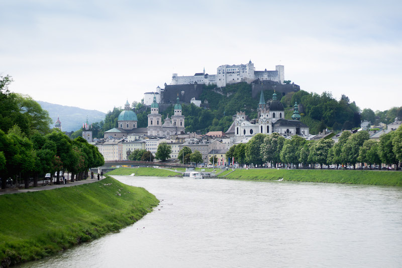 Salzburg and Salt River